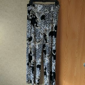 Cache'  wide leg pants size 10